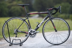 All-new BMC Team Machine SLR01