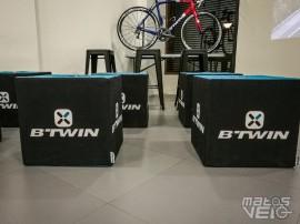 593ee1c4574b8 Le Press Camp BTWIN, c'est l'occasion de partir à la rencontre de toutes  les personnes qui travaillent à la conception des vélos de route.