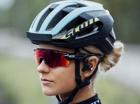 eb61039313 Oakley Radar Pace, la paire de lunettes intelligentes - Matos vélo ...