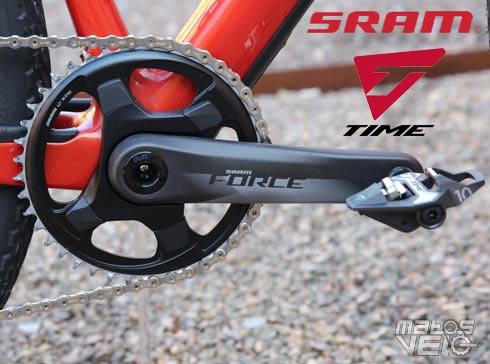 SRAM rachète l'activité pédales de TIME - Matos vélo, actualités vélo de route et tests de matériel cyclisme - Matos Vélo