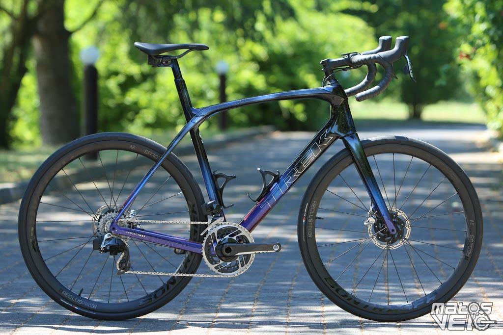 Trek Domane Disc 2020, un vélo plus rapide et polyvalent
