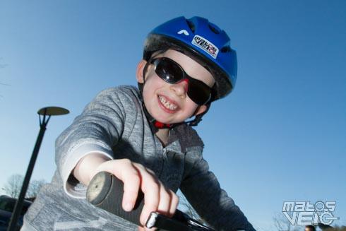 Le port du casque à vélo devient obligatoire pour les enfants