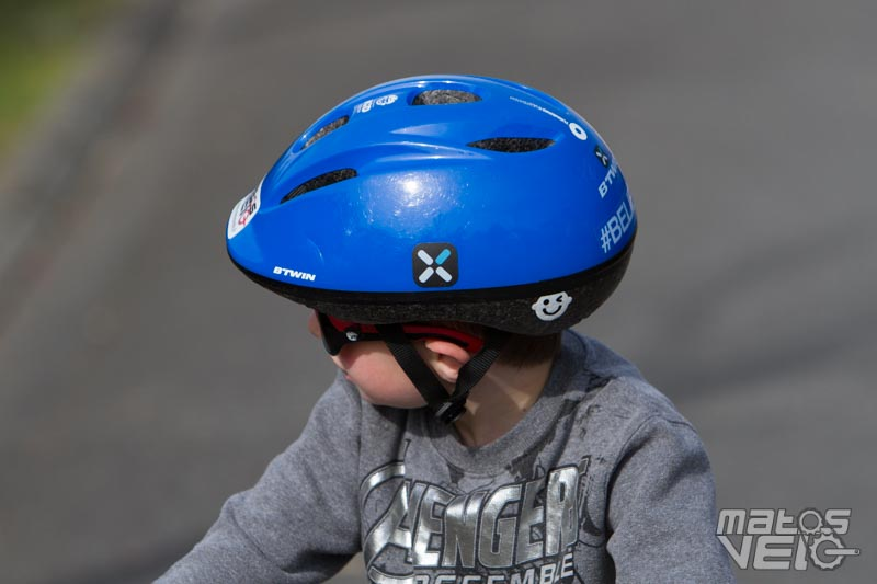 La Sécurité Routière en campagne pour le port du casque à vélo