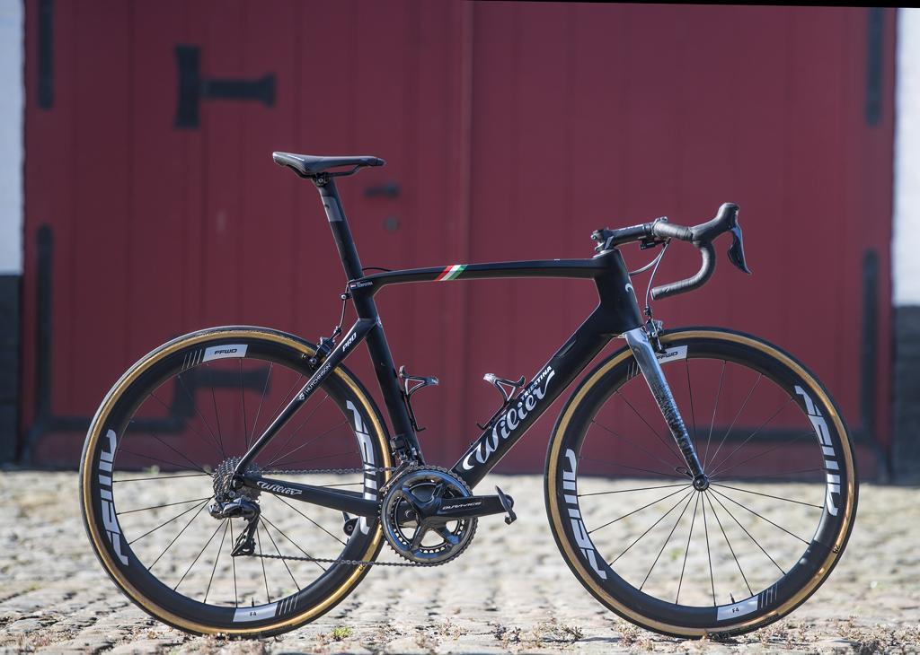 Tour des Flandres: Terpstra chute et renonce à Paris-Roubaix