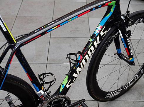 specialized equipement du cycliste