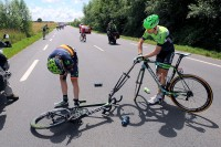Cycling: 101th Tour de France / Stage 4