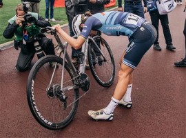 All about Lizzie Deignan's bike at the first edition of Paris Roubaix