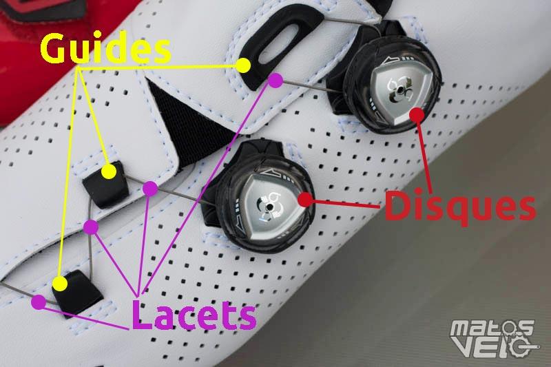 gamme de couleurs exceptionnelle conception populaire convient aux hommes/femmes Tout savoir sur le système de serrage Boa - Matos vélo ...