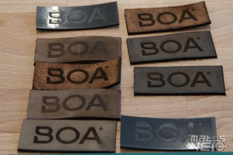 L'atelier de prototypage de Boa Europe en Autriche Matos