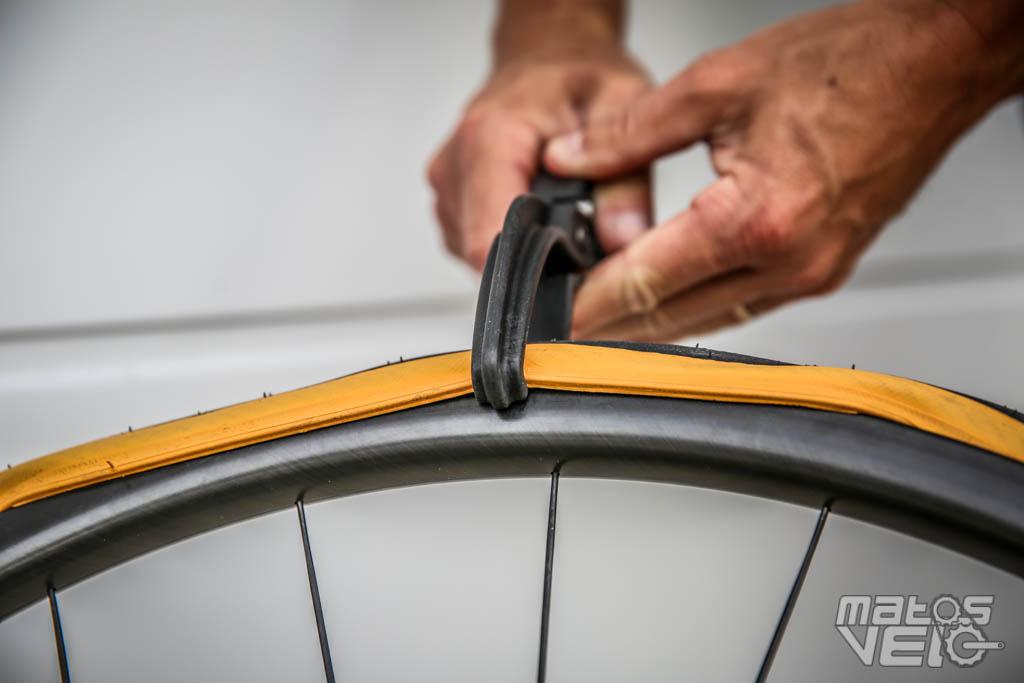 Démonte pneu de vélo en acier roue chambre à air pneu