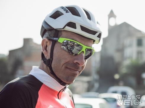 Essai Des VéloActualités Vélo Lunettes Roadr Matos 500 Btwin lFK3Tu1Jc