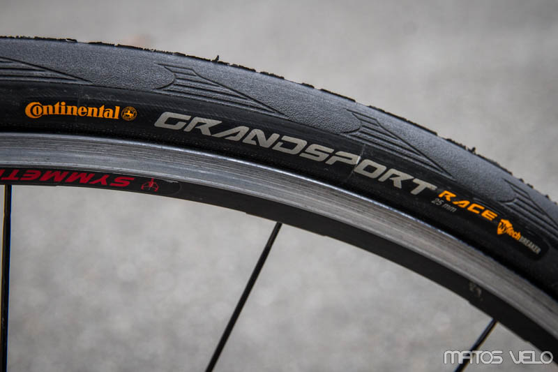 Continental Grand Prix Noir Chili Route Course Vélo Pneu