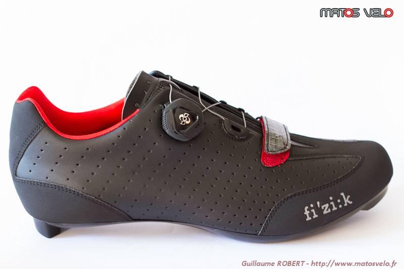 essai des chaussures fizik r3b uomo matos v lo actualit s v lo de route et tests de mat riel. Black Bedroom Furniture Sets. Home Design Ideas