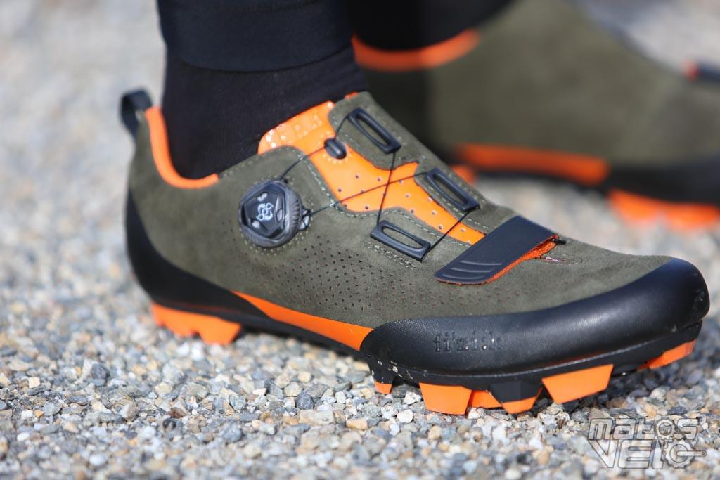 7a406e1a8c09 Essai chaussures Fizik Terra X5, pour le VTT et le Gravel - Matos ...