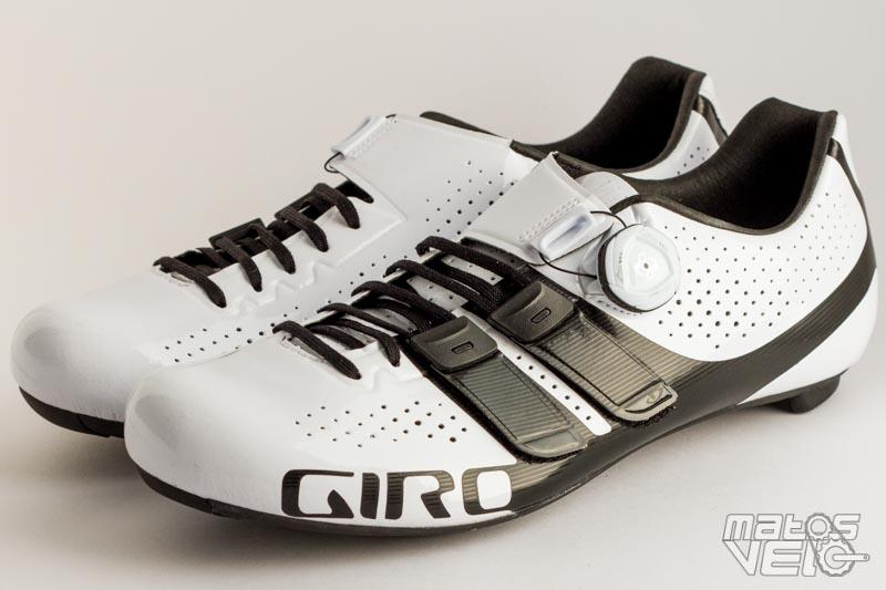 dc4f22a1e51 Essai des chaussures route Giro Factor Techlace   Boa