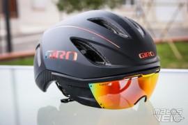 Test Du Casque Aéro Giro Vanquish Mips Matos Vélo Actualités Vélo