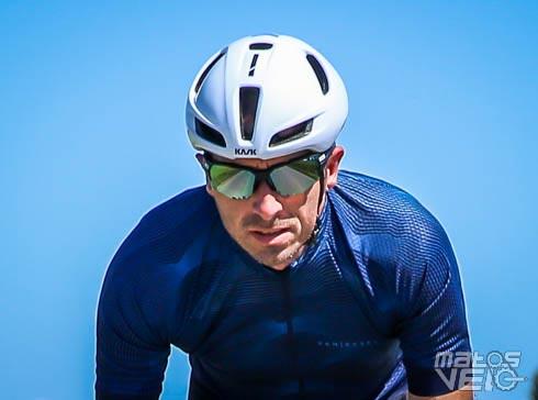 Kask Utopia Team Ineos Cyclisme sur route Casque-Noir