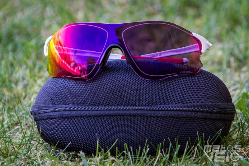 6c62b514faace8 Les lunettes Oakley EVZero Path avec verres PRIZM à l essai - Matos ...