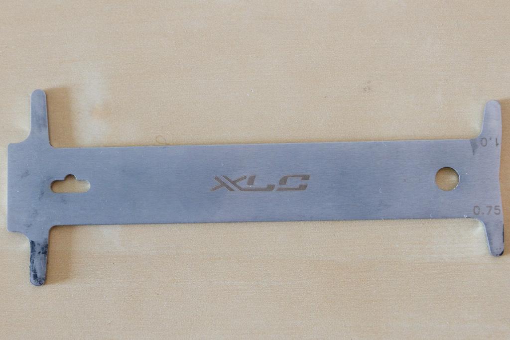 IceToolz 62C4 Vélo Indicator d/'usure de Chaine en acier inox Chaîne Checker