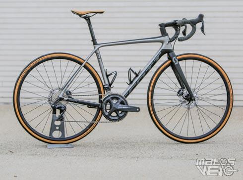 Test du Scott Addict RC 15 Disc - Matos vélo, actualités