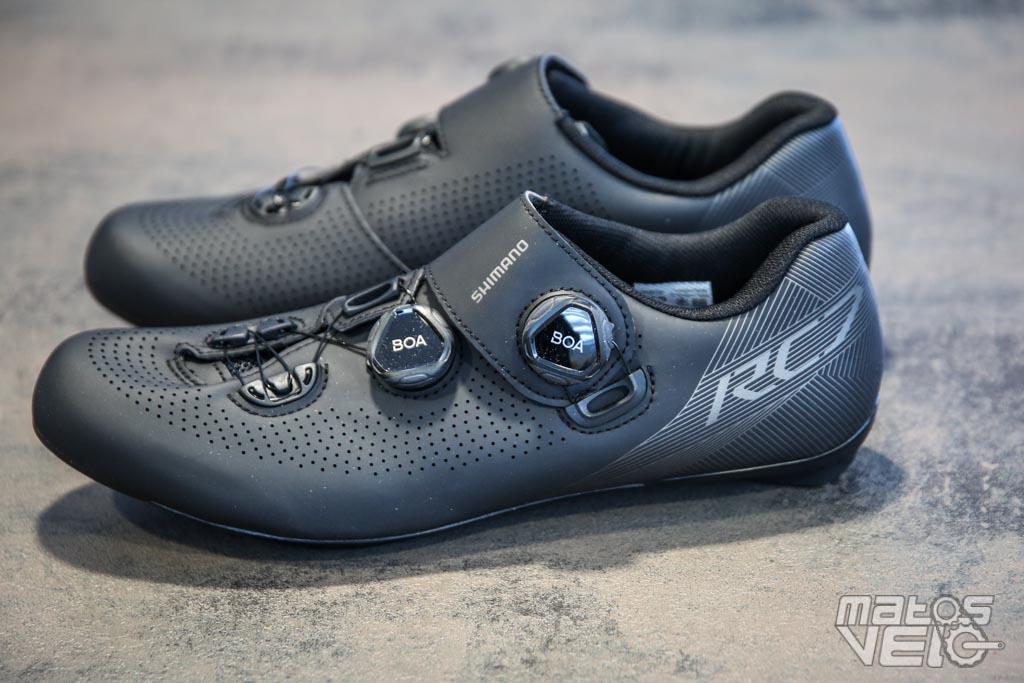 new lower prices genuine shoes good service Essai des chaussures Shimano RC7, du haut de gamme accessible ...