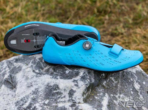 7cd8764ee11 Test des chaussures route Shimano RP9 2018 - Matos vélo