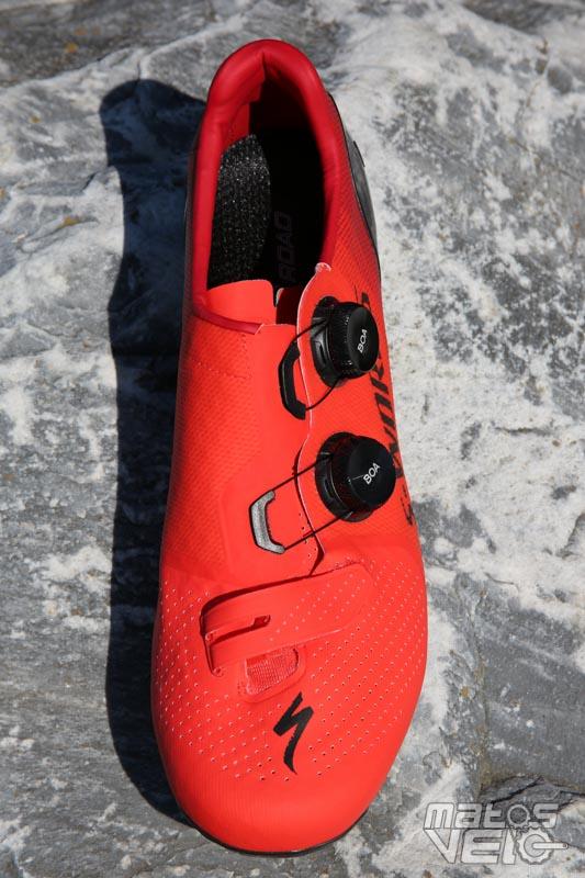 Test Rigidité Et Chaussures Works Specialized Des S 7 Confort f6gb7y