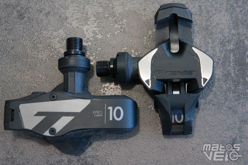Time Atac XS carbone pédales roulements Qualité Vélo Roulements à Billes