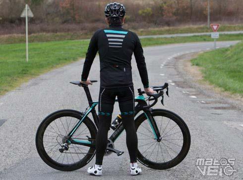 Essai de la tenue Shark de RH+ - Matos vélo 14836bea5a9